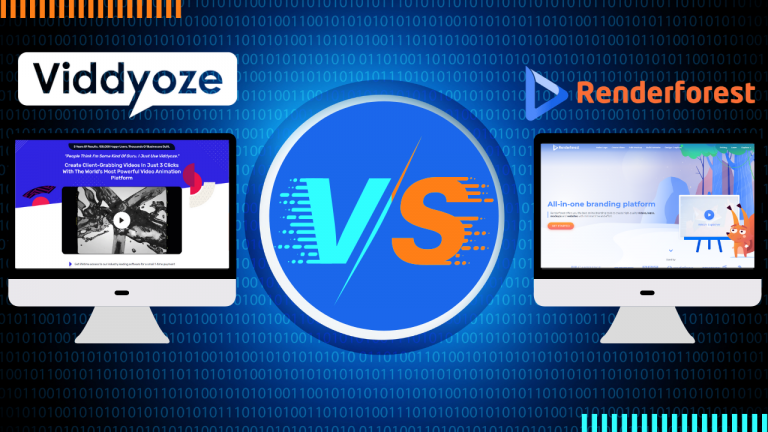 Viddyoze vs Renderforest